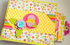 Mini Album - Envelope Flip & Pull - Scrapbook.com