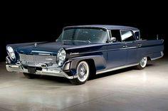 1958 Lincoln Continental Mark III Town Sedan
