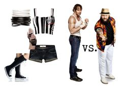 """""""Katarina McMahon-Helmsley as Special Guest Referee for Dean vs Bray Wyatt at Survivor Series."""" by jamiehemmings19 ❤ liked on Polyvore featuring WWE, Abercrombie & Fitch and Full Tilt"""