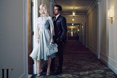 Nicole Kidman and Clive Owen - An Affair to Remember - W