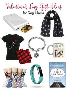 Valentine's Day Gift Ideas for Dog Moms | http://www.thelazypitbull.com/valentines-day-gift-ideas-dog-moms/