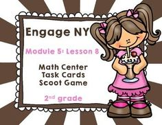 Engage NY Eureka Math Module 5 : Lesson 8 Math Center - Ta (scheduled via http://www.tailwindapp.com?utm_source=pinterest&utm_medium=twpin&utm_content=post16685968&utm_campaign=scheduler_attribution)