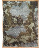 RugStudio presents Kalaty Oak 321830 Brown Hand-Knotted, Good Quality Area Rug