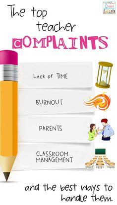 StudentSavvy: Top Teacher Problems!