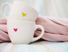 Smaill heart Tea Cups by ~deme29 on deviantART