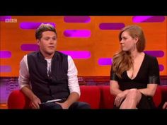 Niall's interview on the Graham Norton show // YouTube