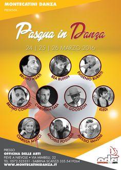 L'eccellenza della Danza ancora a Montecatini! 3 giorni straordinari vi aspettano! www.montecatinidanza.it