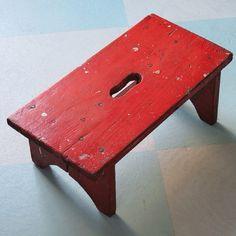 Refurbished step stool