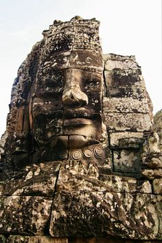 Temples at Angkor Thom in Siem Reap, Cambodia | www.rtwgirl.com