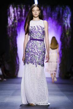 Tadashi Shoji Ready To Wear Spring Summer 2016 New York