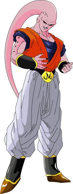 Super Buu Gohan Absorbed