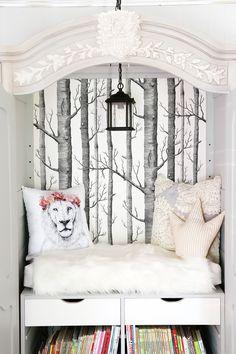 DIY Narnia Wardrobe