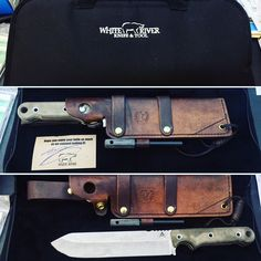 White River Knife: The Firecraft FC 7