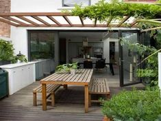 Image result for roofing in small outdoor areas