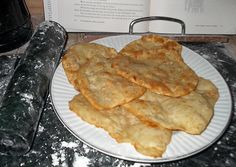 Navajo Style Fry Bread