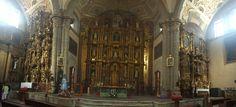 Iglesia En Puebla, México