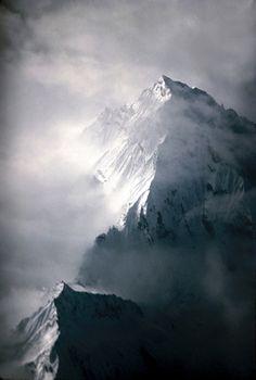 Photographies - Paysages - Matthieu Ricard - Photo - Landscape - Picture - Nature - Natural - Sommet - Summit