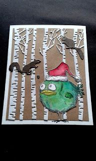 Son Ja ~ Traumfängerin's Seite : Weihnachtsvogel Xmas-Bird