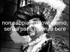 """DON CHISCIOTTE , Francesco Guccini e Juan Carlos """"Flaco"""" Biondini,"""