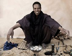 bijoux ethniques touareg