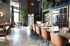 Alancha (Istanbul, Turkey), Europe Restaurant   Restaurant & Bar Design Awards