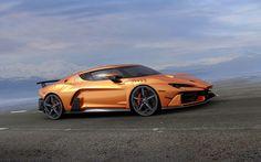 Lamborghini Zerouno Davon gibt es nur 5 Exemplare zu je 1,7 Million $