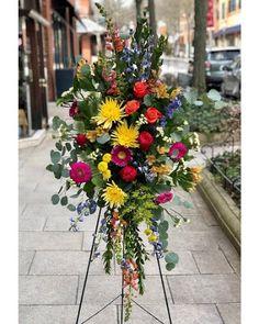 154 Best Funeral Floral Designs Images In 2020 Funeral Floral