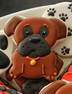 Puppy Cookie