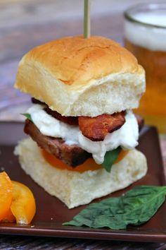 Filet Mignon Sliders from @recipegirl