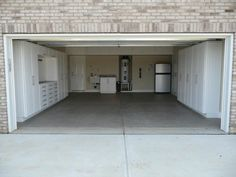 Garage Wall Systems Types: Garage+shelves+2