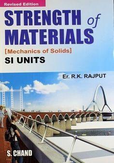 Mechanics Of Solids By Ramamrutham Pdf