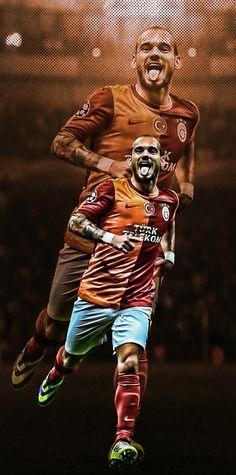 Wesley Sneijder . Galatasaray