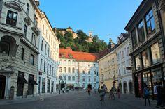 Liubliana, a sua próxima cidade favorita na Europa