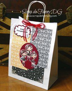 Scrap de Fanny DG: Blog hop: Keep Calm & Rock on Another Year  con el kit She's Star de Nini Scrap