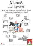 A Squash and a Squeeze Rhyming Fun Gruffalo Activities, Eyfs Activities, Movement Activities, English Activities, Activities For Kids, Reading Lessons, Reading Quotes, Julia Donaldson Books, Gruffalo's Child
