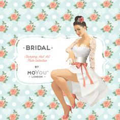 Bridal Plate Collection  moyou.co.uk   info@moyoumarketing.com #nailart #moyoulondon #stamping #pinup #manicure #manicura #bridal #wedding #boda #bride