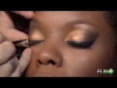 Maquiagem para peles Morenas ou Negras por YModa -- FlixTV - YouTube