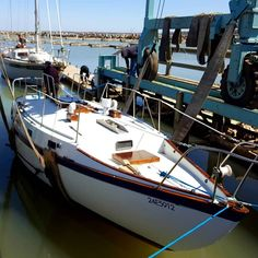 SV Azura - time to check everything over (April Boat, Photo And Video, Videos, Check, Instagram, Dinghy, Boats, Ship