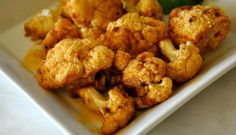 Cauliflower Buffalo Wings & How To Improve Your Health