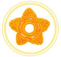 #Estrella 6 de #Crochet   #PatronesValhalla