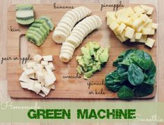 Green Machine Smoothie Healthy homemade green machine smoothie - my only problem with this is that I absolutely HATE avocado.Healthy homemade green machine smoothie - my only problem with this is that I absolutely HATE avocado. Homemade Smoothies, Green Smoothie Recipes, Healthy Smoothies, Healthy Drinks, Healthy Snacks, Healthy Eating, Healthy Recipes, Smoothie With Avocado, Energy Smoothie Recipes