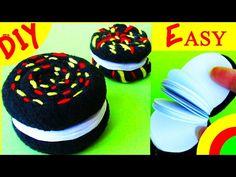 DIY Kawaii МИНИ БЛОКНОТ с нуля своими руками | How to Make Mini Notebook Cake Notepad Back to school - YouTube. #DIY #Origami #Paper #Handmade #Howtomake #Craft #Оригами #МК #мастеркласс #КакСделать #СвоимиРуками #ПоделкиИзБумаги #чтоподарить #подароксвоимируками #деньрождения
