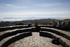 For unforgettable Bay Area views, plan your next picnic at Inspiration Point.