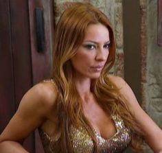 Picture: Drita D'avanzo in 'Mob Wives.' Pic is in a photo gallery for Drita D'Avanzo (Mob Wives) featuring 20 pictures. Drita Davanzo, Mob Wives, Wife Pics, Reality Bites, Hottest Photos, Boss Lady, My Idol, Fitness Inspiration, Curves