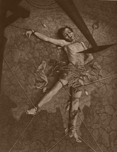 "Grotesque, Occult, and Erotic Images by William Mortensen, the Forgotten Hollywood Photographer Who Ansel Adams Called ""the Anti-Christ"" ~ vintage everyday Classic Artwork, Vintage Artwork, Ansel Adams, Vintage Photo Booths, Vintage Photos, Black And White Landscape, Macabre Art, Make Beauty, Sand Art"