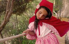Caperucita roja. #disfraz #carnaval