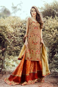 Buy Wedding Designer Outfits And Suits in Cheapest Prices with Standard Quality. Call/ WhatsApp us 77164 Pakistani Couture, Pakistani Wedding Dresses, Indian Couture, Pakistani Outfits, Indian Dresses, Indian Outfits, Pakistani Clothing, Wedding Hijab, Wedding Wear