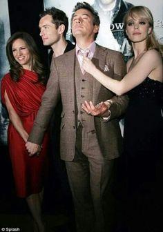 Robert, Susan, Jude, & Rachel