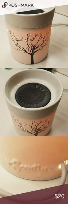 Scentsy Candle Warmer Tree of life Scentsy Warmer scentsy Other
