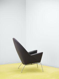 B&B Italia Husk armchair in upholstery textile Waterborn